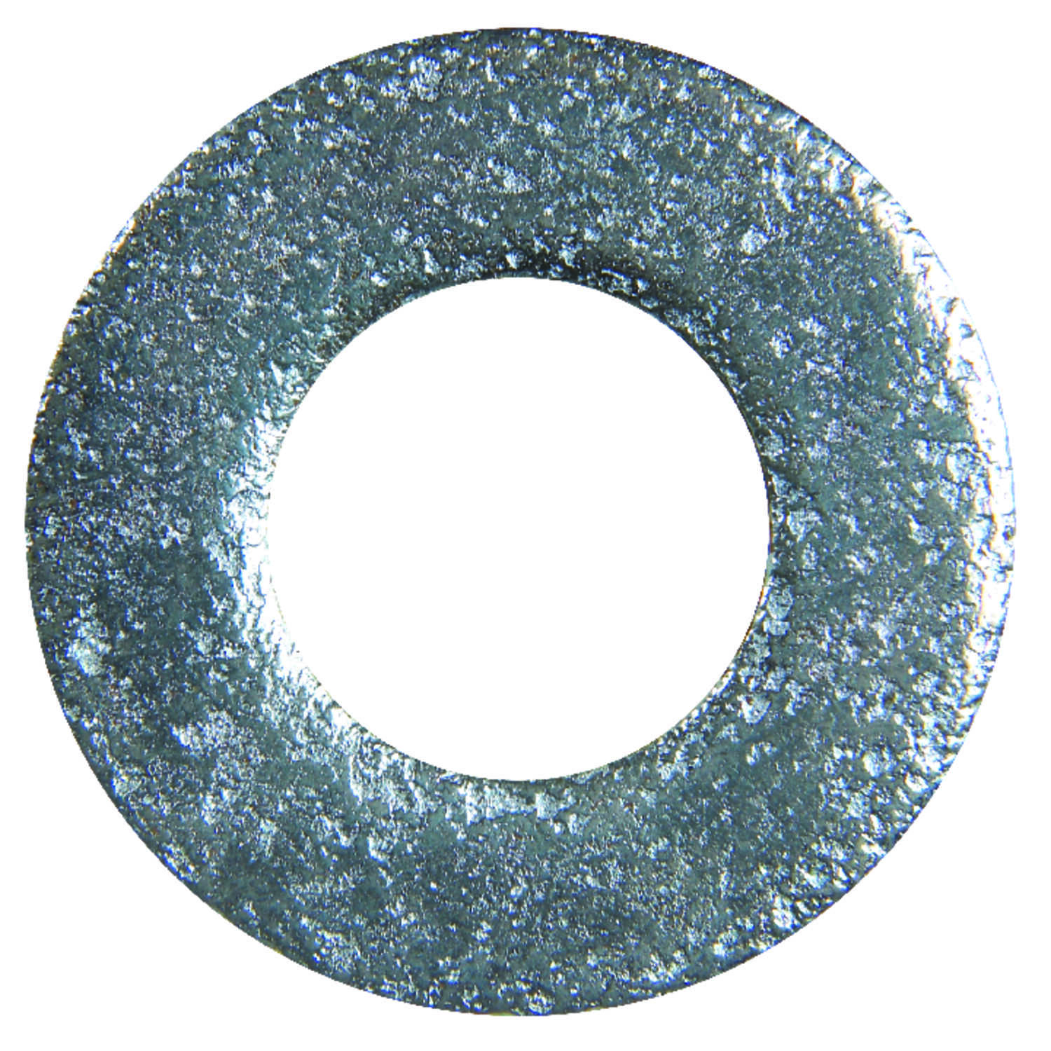 Hillman  Zinc-Plated  Steel  3/8 in. SAE Flat Washer  100 pk