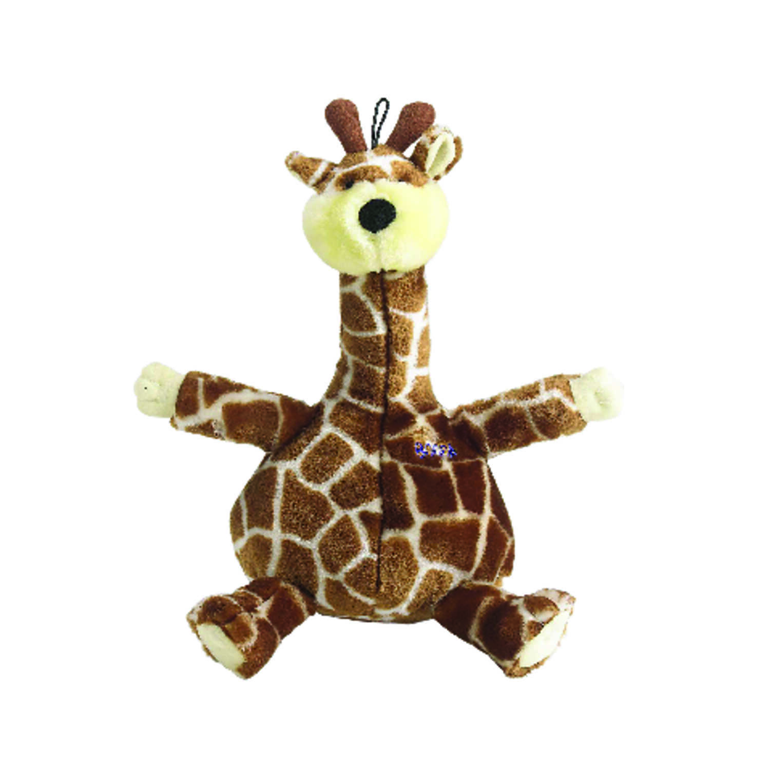 Booda  Multicolored  Giraffe  Plush  Extra Large  Bellies X-Large Giraffe