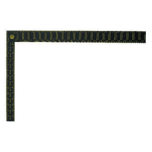 Stanley  24  L x 16  H Aluminum  Gray  Rafter Square