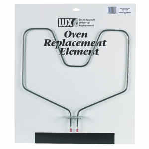 Lux  Chrome  Oven Replacement Element  18 in. W x 15 in. L
