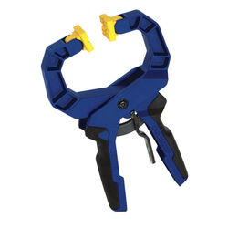 Irwin Quick-Grip 2 in. x 2 in. D Locking Handi-Clamp 60 lb. 1 pc.