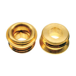 Danco  9/16 - 18 in. #54  Brass  Faucet Seat  American Standard  2