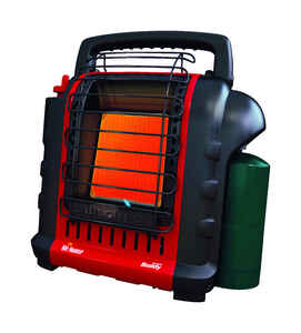 Mr. Heater  Buddy  225 sq. ft. Propane  Portable Heater  9000 BTU