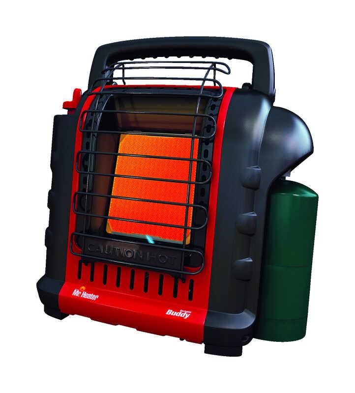 Mr. Heater Buddy 225 sq. ft. Portable Heater Propane