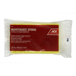 Ace Medium Duty Sponge For Commercial 7.8 in. L 1 pc.