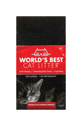 World's Best Cat Litter  Natural Scent Cat Litter  14 lb.