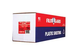 Berry Plastics Film Gard Plastic Sheeting 6 Mil X 16 Ft W 100