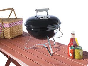 Weber Smokey Joe Table.Weber Smokey Joe Premium Charcoal 14 In W Black Portable Grill