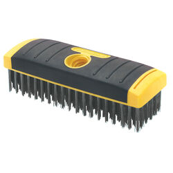 Allway 2-1/4 in. W x 7 in. L Carbon Steel Wire Brush