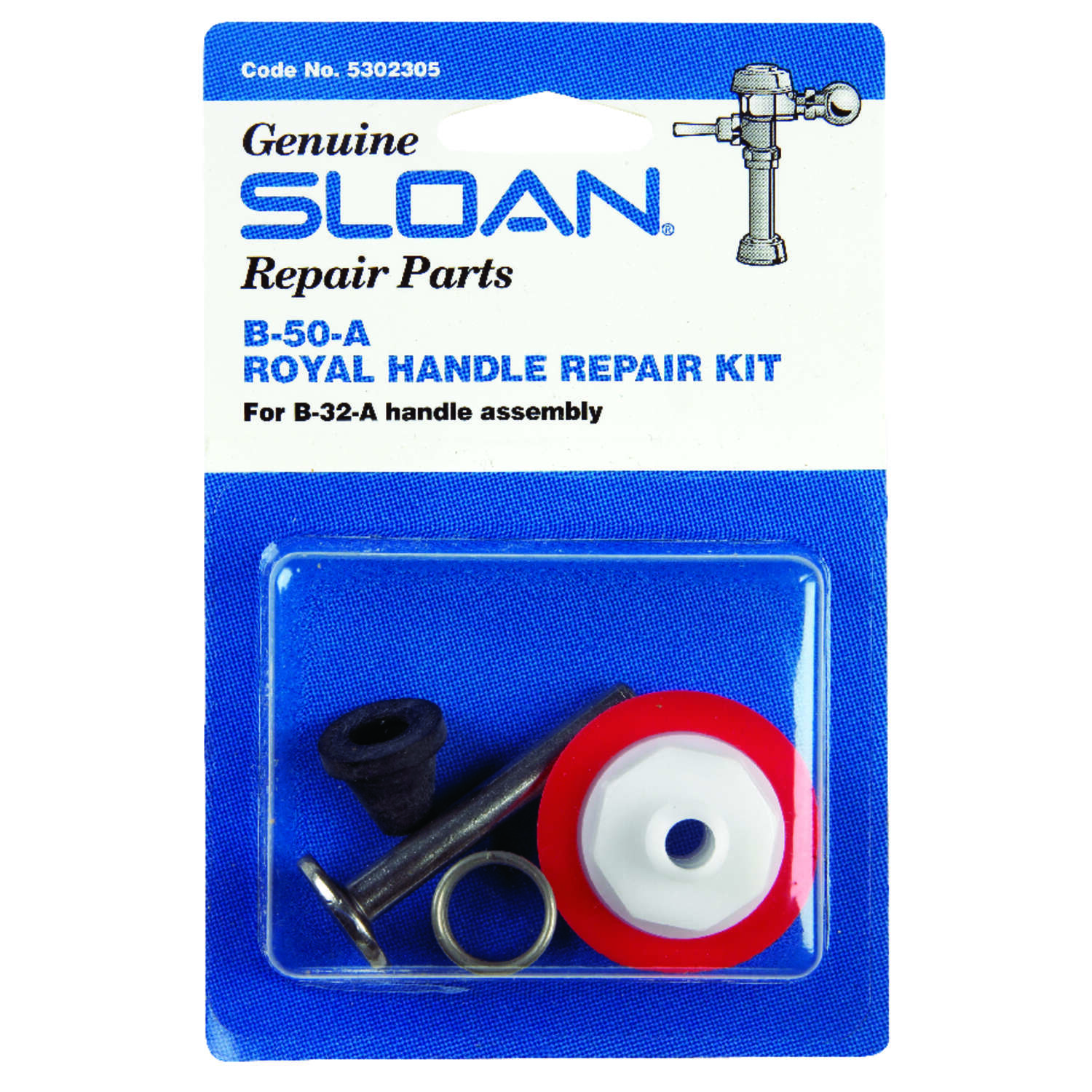 Sloan Regal Handle Repair Kit Plastic