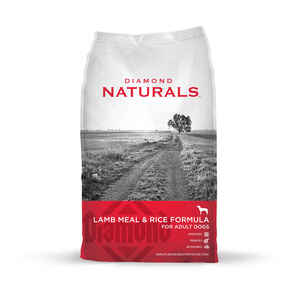 Diamond  Naturals  Lamb and Rice  Dog  Food  40