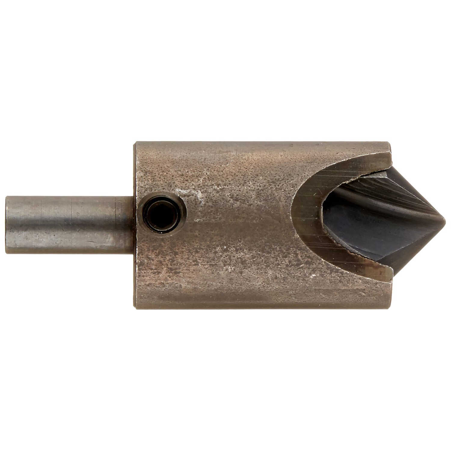 Vermont American  3/4 in. Dia. Tool Steel  Adjustable Countersink  1/4 in. Round Shank  1 pc.