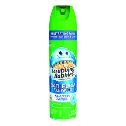 Scrubbing Bubbles  Bathroom Cleaner  20 oz. Foam