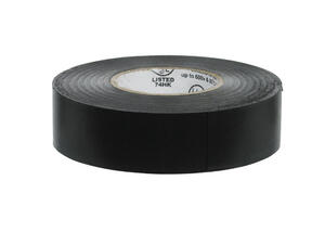 Ace  3/4 in. W x 60 ft. L Black  Vinyl  Electrical Tape