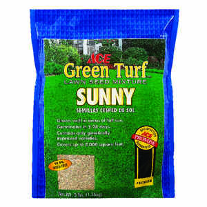 Ace  Ace Sunny  Mixed  Lawn Seed Mixture  3 lb.