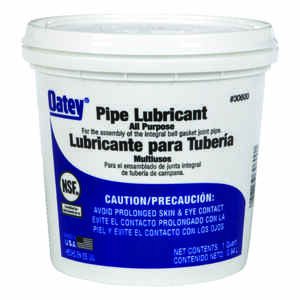 Oatey  Pipe Lubricant