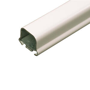 Wiremold  1 in. Dia. x 5 in. L Steel  For Cablemate systems Wire Channel