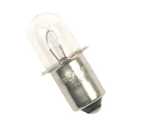 Craftsman  Krypton  Flashlight Bulb  Bi-Pin Base