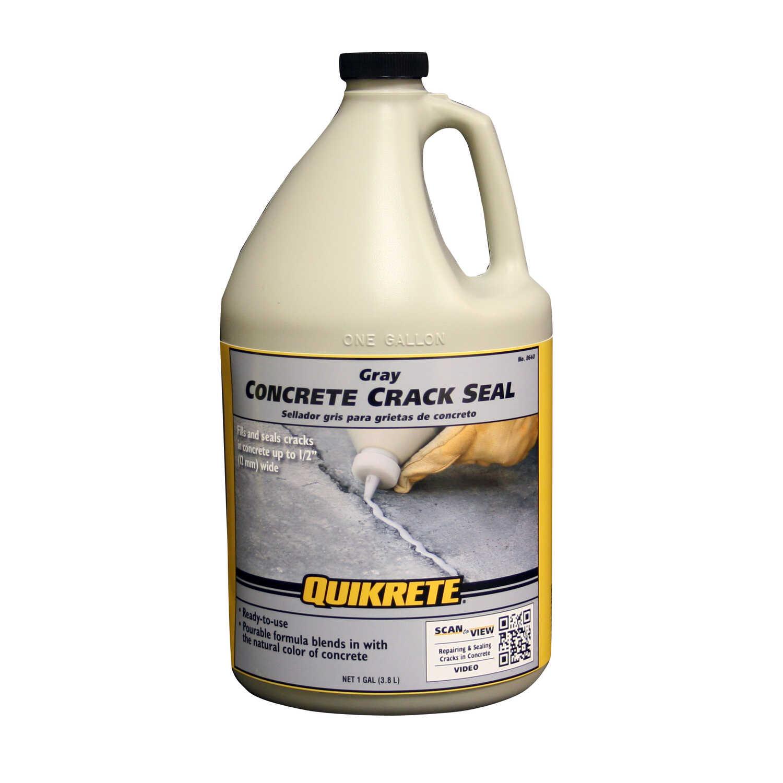Quikrete Concrete Crack Seal 1 Gal Ace Hardware