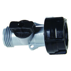 Ace  Zinc  Threaded  Male  Hose Shut-off Valve
