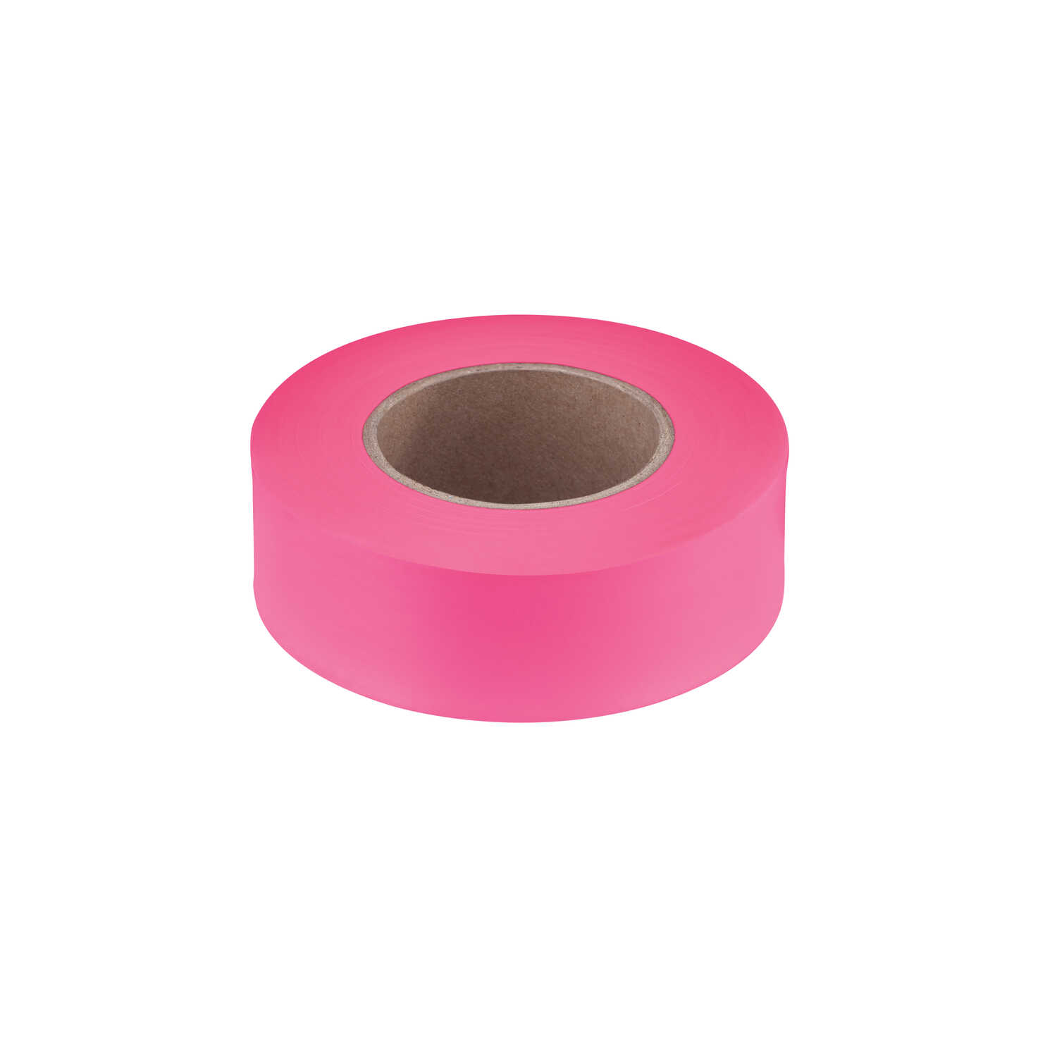 Empire  200 ft. L x 1 in. W Plastic  Flagging Tape  Pink