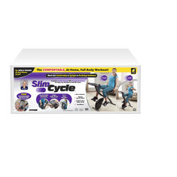 Slim Cycle  2-in-1  Fitness Bike
