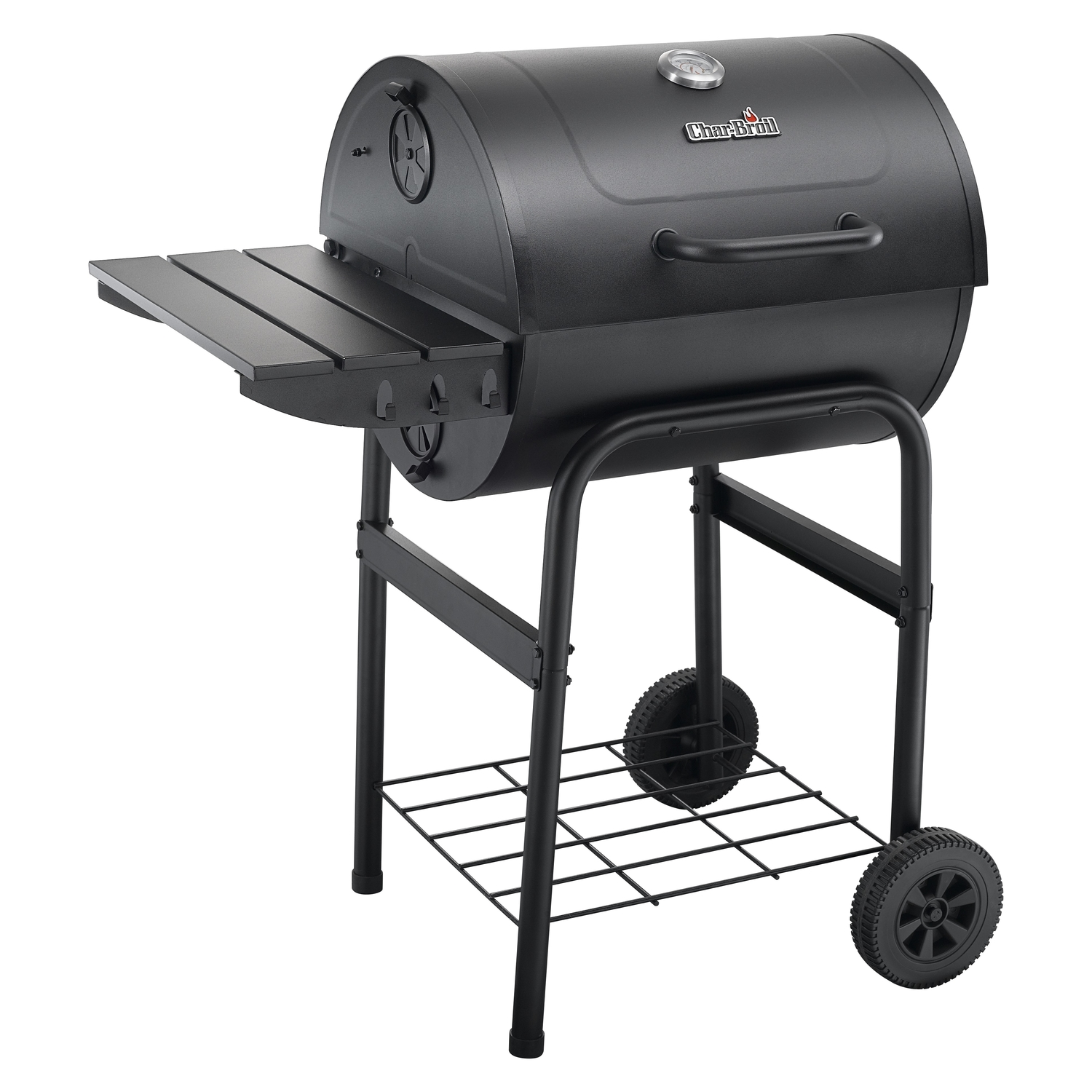 Char Broil Charcoal Black 37 2 In W Grill Ace Hardware