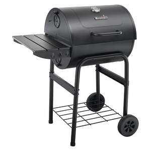 Char-Broil  Charcoal  Black  37.2 in. W Grill