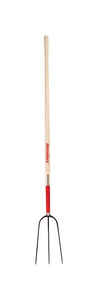 Ames  Razor-Back  59.75 in. L x 7-1/4 in. W Steel  Garden  Rake