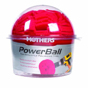 Mothers  Powerball  Tire Cleaner/Protector