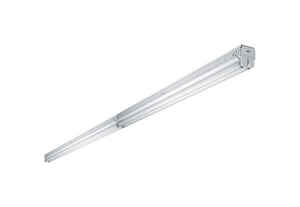 Metalux  SNF  96.0 in. L White  Hardwired  Fluorescent  Strip Light