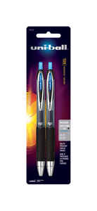 Uni-Ball  Signo  Blue  Retractable Gel Pen  2 pk