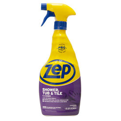 Zep  No Scent Tub and Tile Cleaner  32 oz. Trigger Spray Bottle