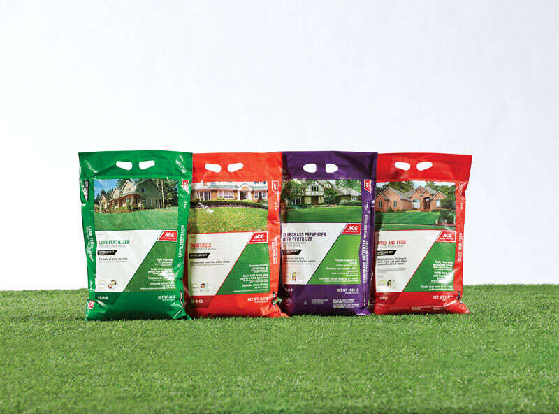 Scotts  4 Step Program  Fertilizer  For All Grass Types