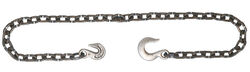 Campbell Chain 3/8 Single Jack Carbon Steel Log Chain Assembly 3/8 in. Dia. x 14 ft. L