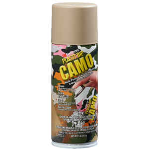 Plasti Dip  Flat/Matte  Camo Tan  Multi-Purpose Rubber Coating  11 oz
