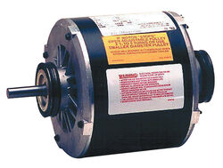 Dial  Metal  Black  Evaporative Cooler Motor