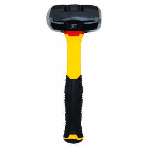 Stanley  FatMax  3 lb. Steel Head Sledge Hammer  11 in. L x 1.25 in. Dia.