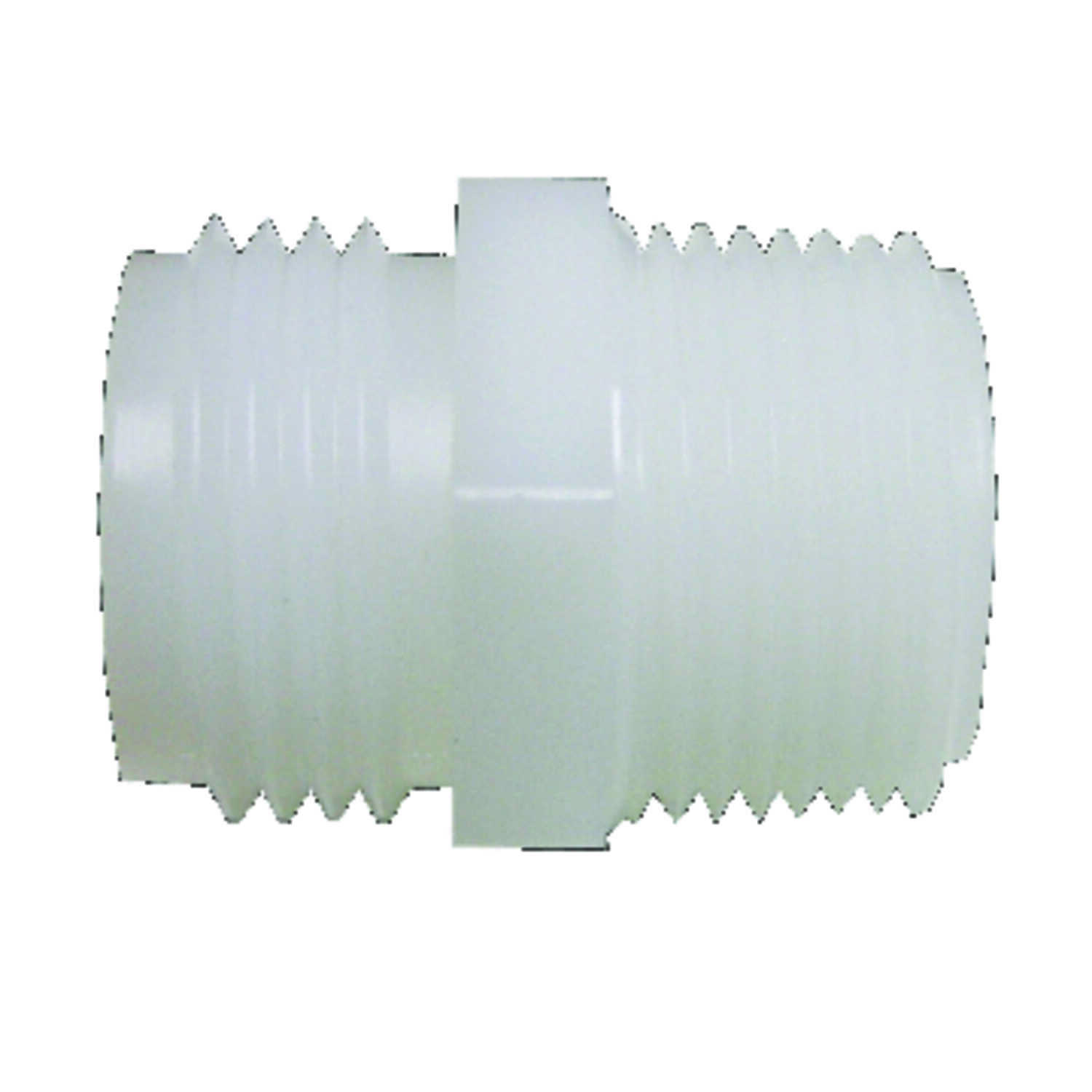 Green Leaf  3/4 in. MGHT   x 3/4 in. Dia. MPT  Hose Adapter