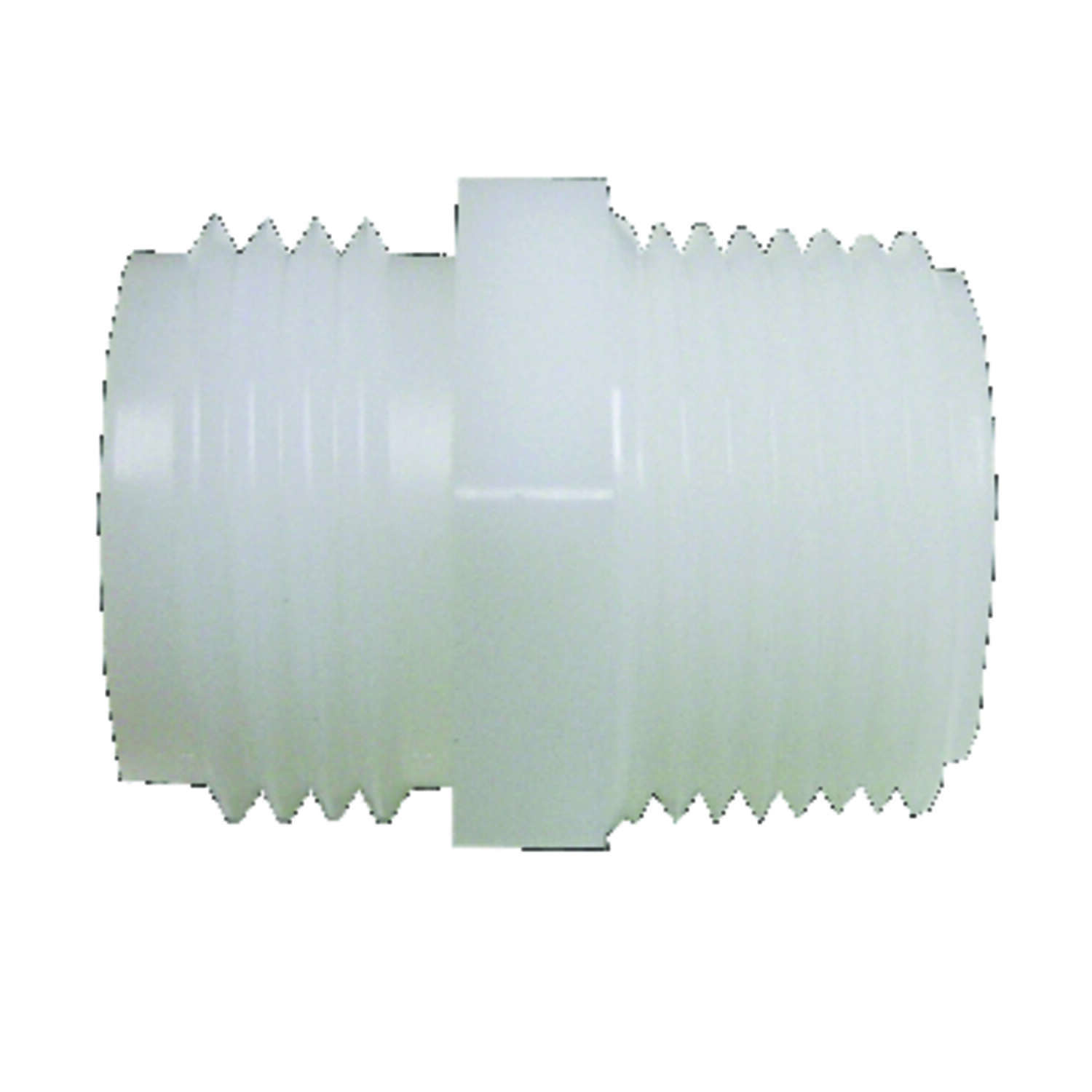Green Leaf  3/4 in. MGHT   x 3/4 in. Dia. MPT  Nylon  Hose Adapter