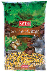 Kaytee  Squirrel & Critter  Assorted Species  Squirrel and Critter Food  Corn  10 lb.