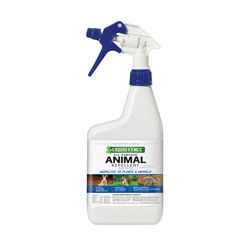 Liquid Fence  Animal Repellent  Spray  For All Animals 32 oz.