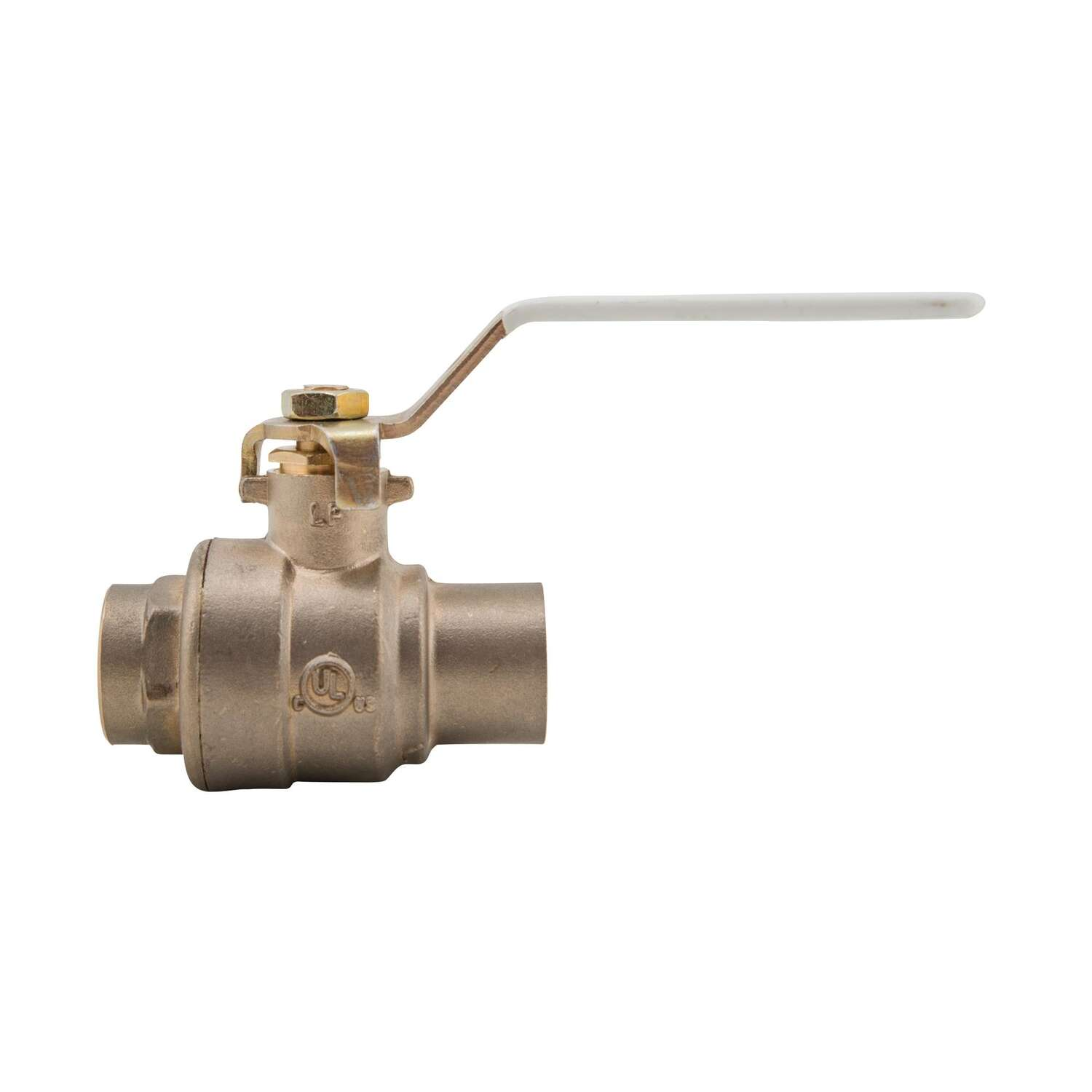Watts  3/4 in. Brass  Sweat  Ball Valve  Full Port