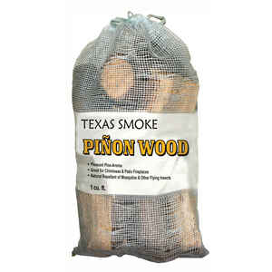 Barbeque Wood Flavors  Pinon  Cooking Logs  1 cu. ft.