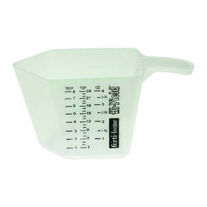 Ferti-Lome  Plastic  Plant Food Measuring Cup  4 oz.