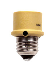 Amertac  Yellow  Photoelectric  Light Control  1 pk