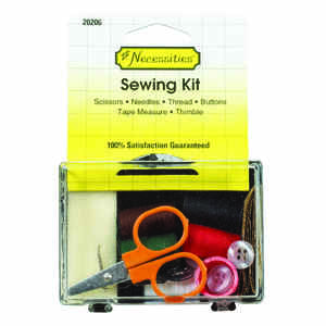 Lil Necessities  Health and Beauty  Travel Sewing Kit  1 pk