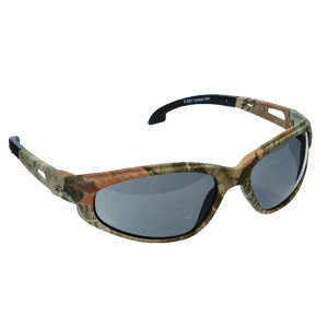 Edge Eyewear  Dakura  Safety Glasses  Camouflage  1  Smoke