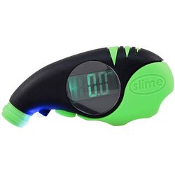 Slime Elite 5 psi 150 psi Digital Tire Pressure Gauge