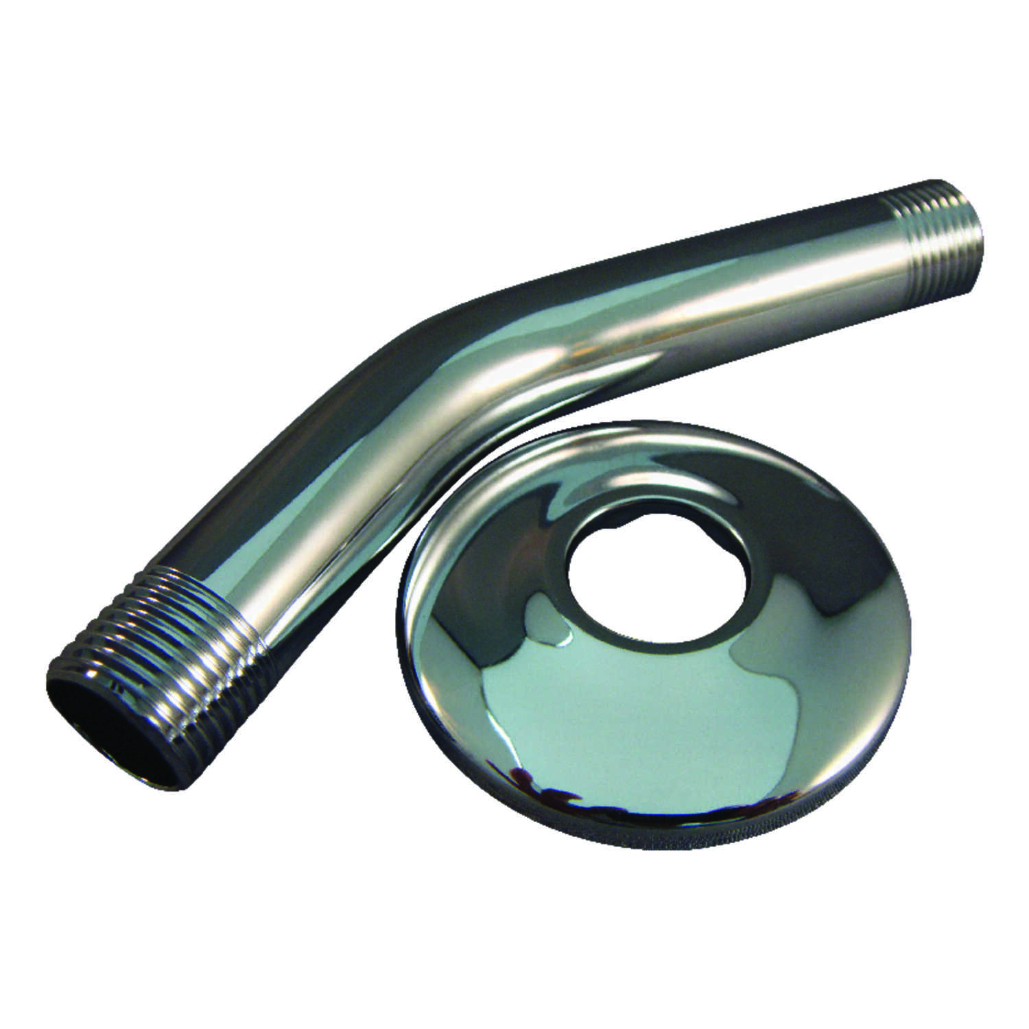 Ace  Chrome  Shower Arm Flange